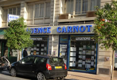 Agence immobili�re Carnot � Menton